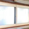 窓枠を塗装してみた。使ったペンキの種類と初心者でも上手く塗るコツ【キッチンホワイ