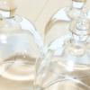 セリアのガラスドームで魅せるトイレインテリア